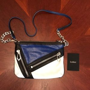 Botkier leather crossbody purse